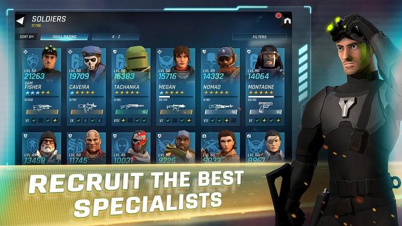 Tom Clancys Elite Squad mod download