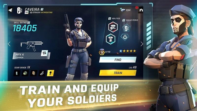 Tom Clancys Elite Squad mod free