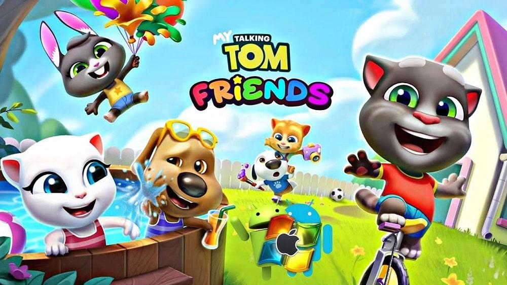 Tom-Friends