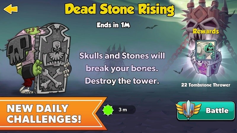 Tower Conquest mod free