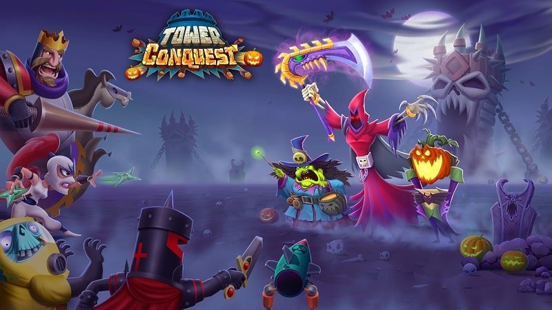 Tower Conquest mod