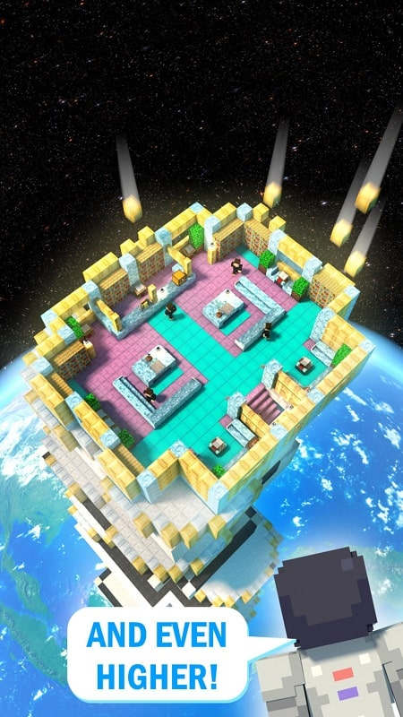 Tower Craft 3D mod android