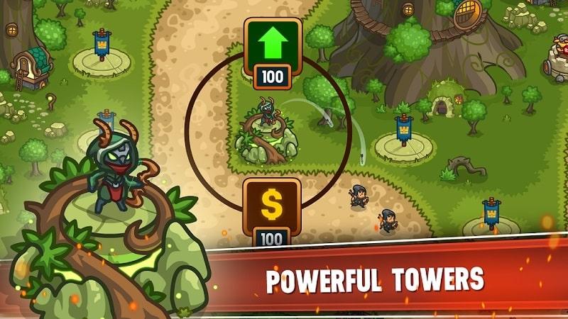 Tower Defense Magic Quest mod download