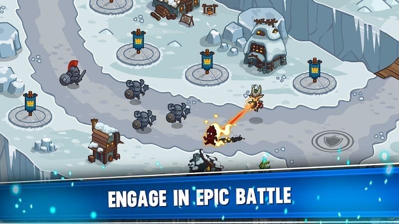 Tower Defense Magic Quest mod free