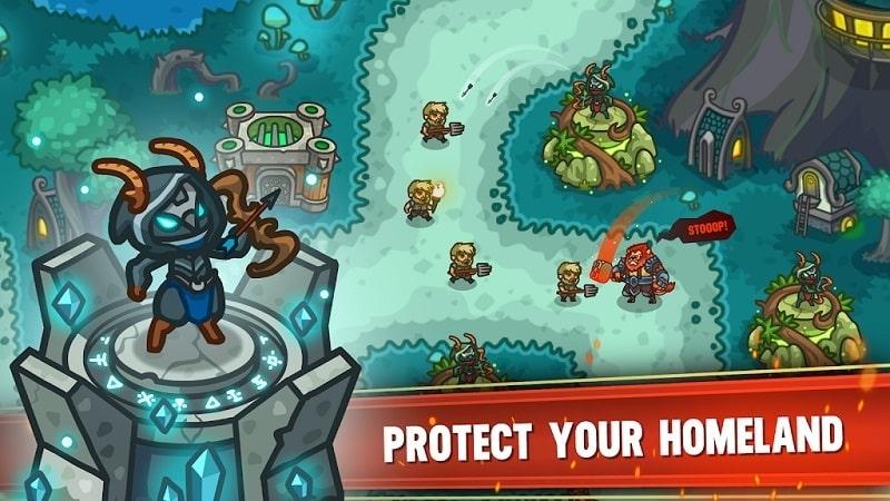 Tower Defense Magic Quest mod