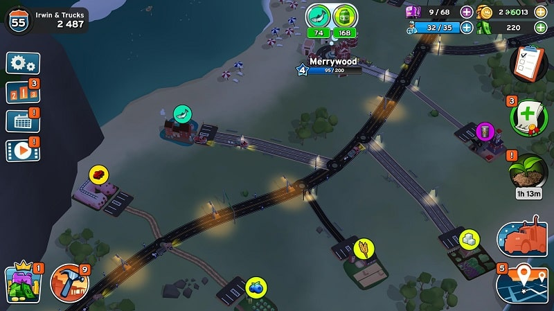 Transit-King-Tycoon-mod-android