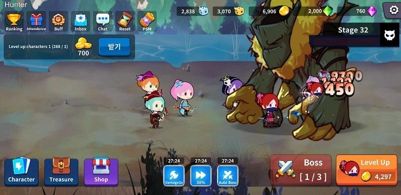 Treasure Hunter mod