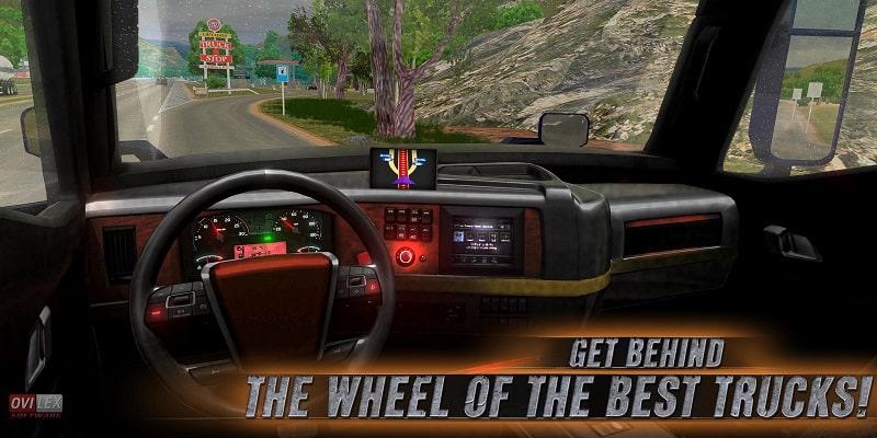 Truck Simulator USA mod android