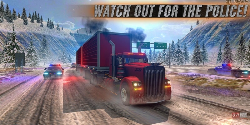 Truck Simulator USA mod apk free