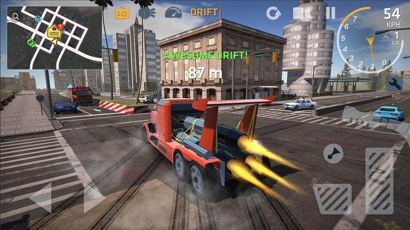 Ultimate Truck Simulator mod