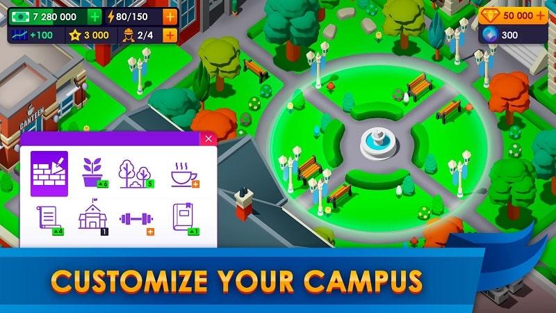 University Empire Tycoon apk