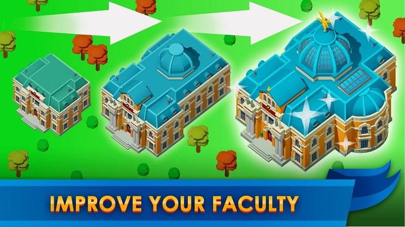 University Empire Tycoon mod free