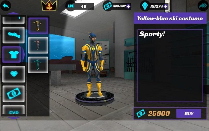 Unlimited Speed mod