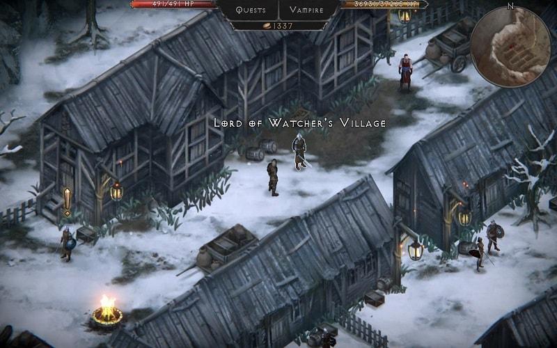 Vampires-Fall-mod-download