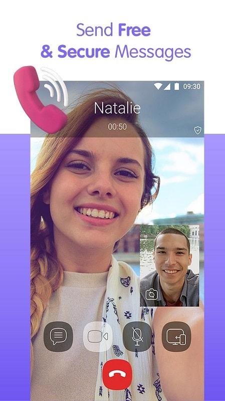 Viber Messenger mod free