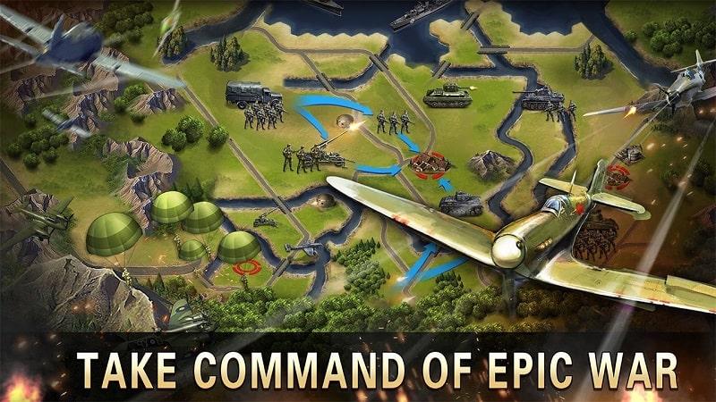 WW2 Strategy Games mod mod