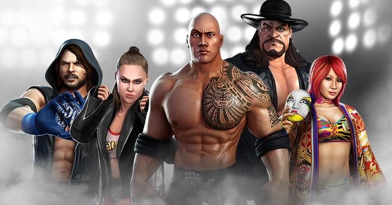 WWE-Champions
