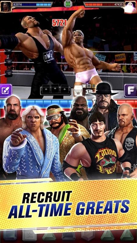 WWEC2021 mod apk mod