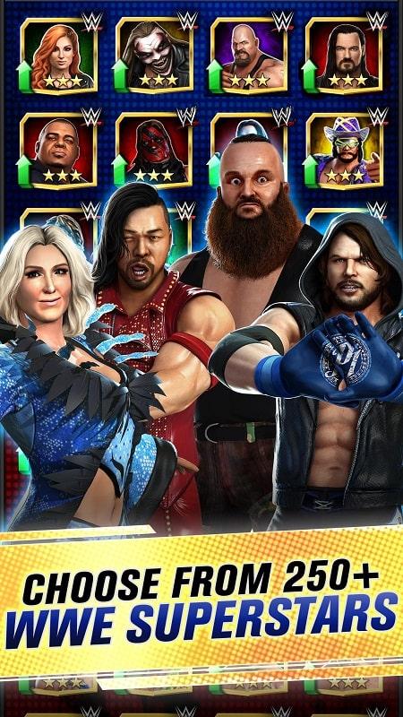WWEC2021 mod apk