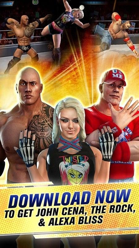 WWEC2021 mod free
