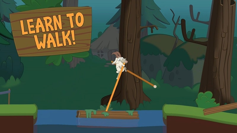 Walk Master mod