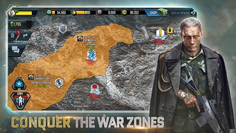 War Commander Rogue Assault mod download