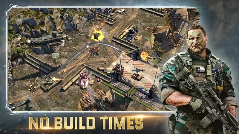 War Commander Rogue Assault mod free