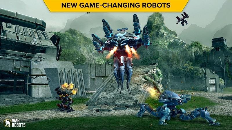 War-Robots-mod-download