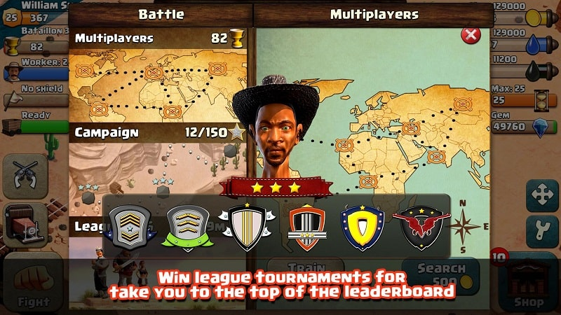 War Wild West apk