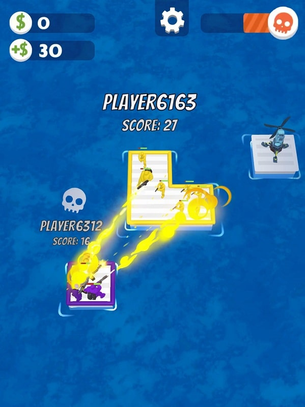 War of Rafts mod download