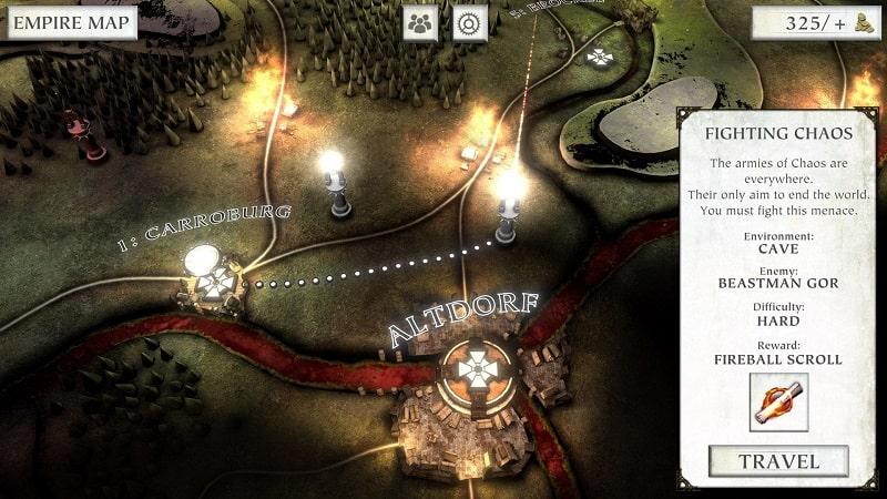 Warhammer Quest 2 mod apk free