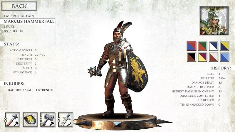 Warhammer Quest 2 mod free