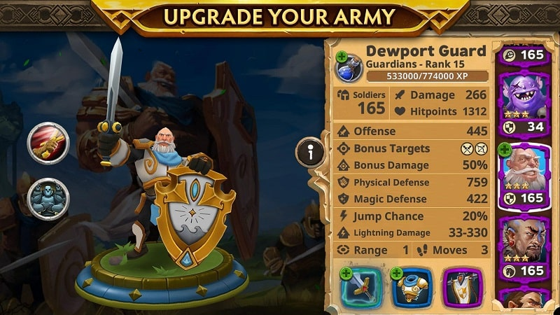Warlords of Aternum mod download