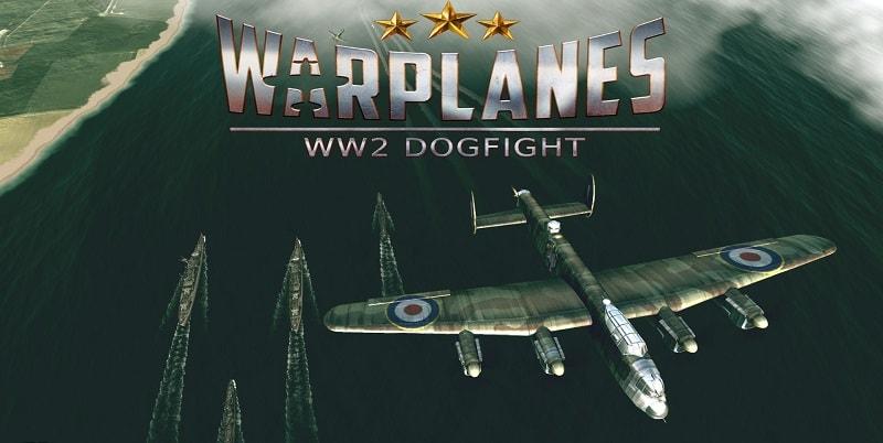 Warplanes-WW2-Dogfight