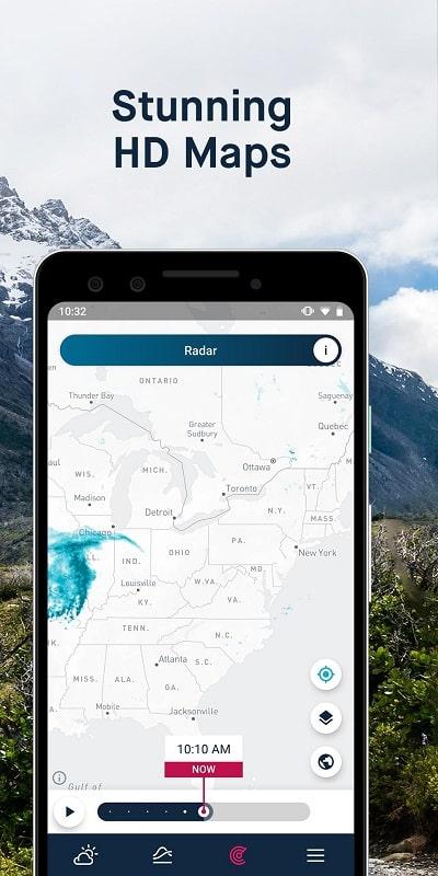 WeatherPro mod apk