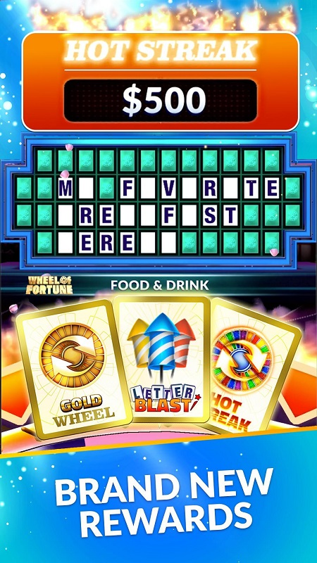 Wheel of Fortune Free Play mod android