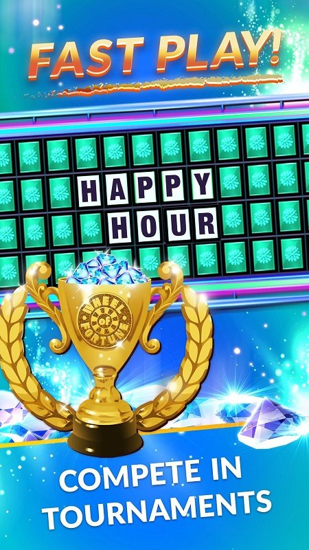 Wheel of Fortune Free Play mod free