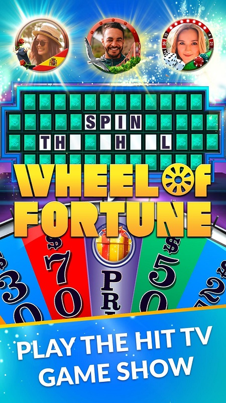 Wheel of Fortune Free Play mod