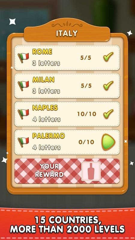 Word Pizza mod free