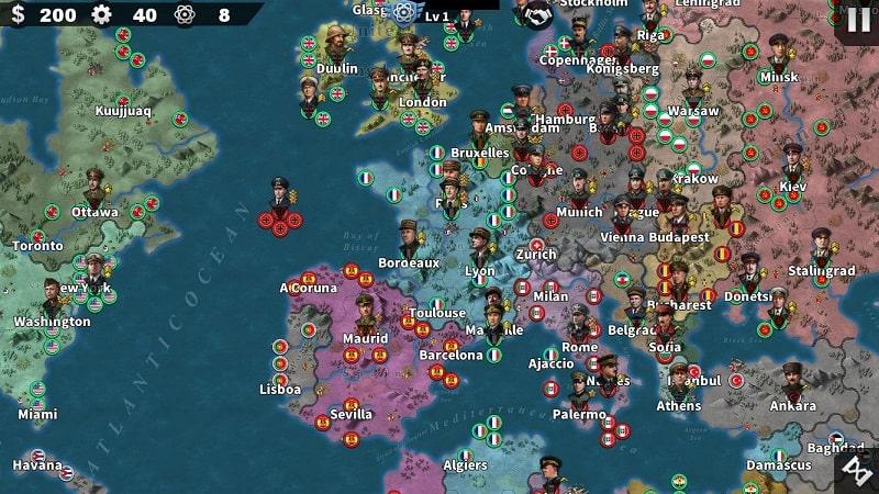 World Conqueror 4 mod download