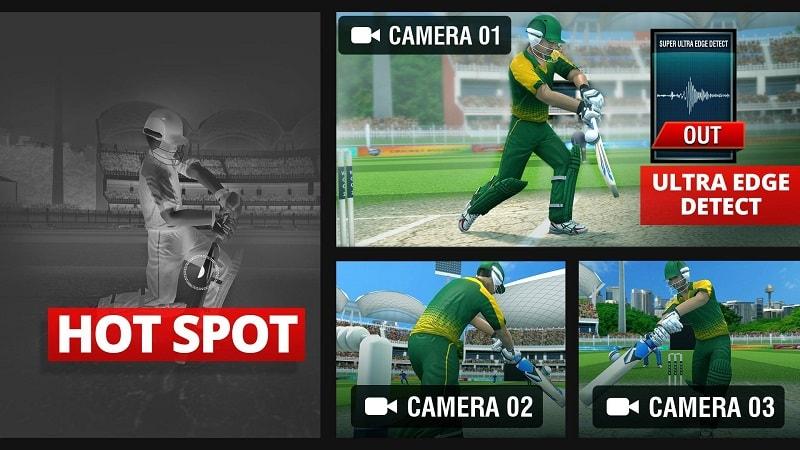 World Cricket Championship 2 mod free