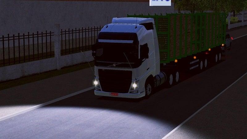 World Truck Driving Simulator mod download