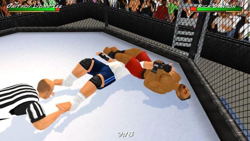 Wrestling-Revolution-3D-free