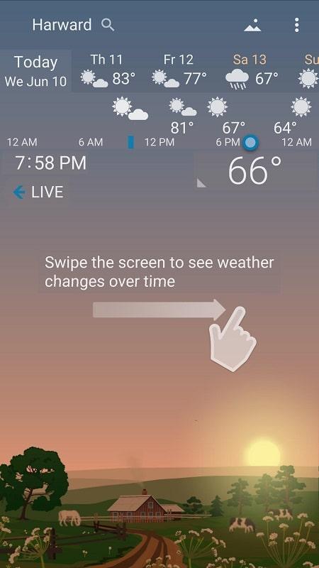 YoWindow Weather Unlimited mod free