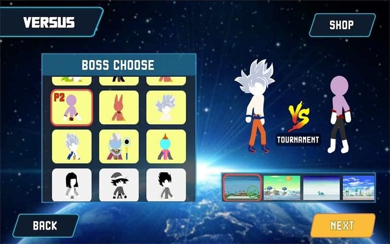 Z Stick Battle of Dragon Super Warrior Download