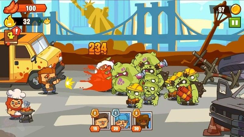 Zombie Defense 2 mod mod