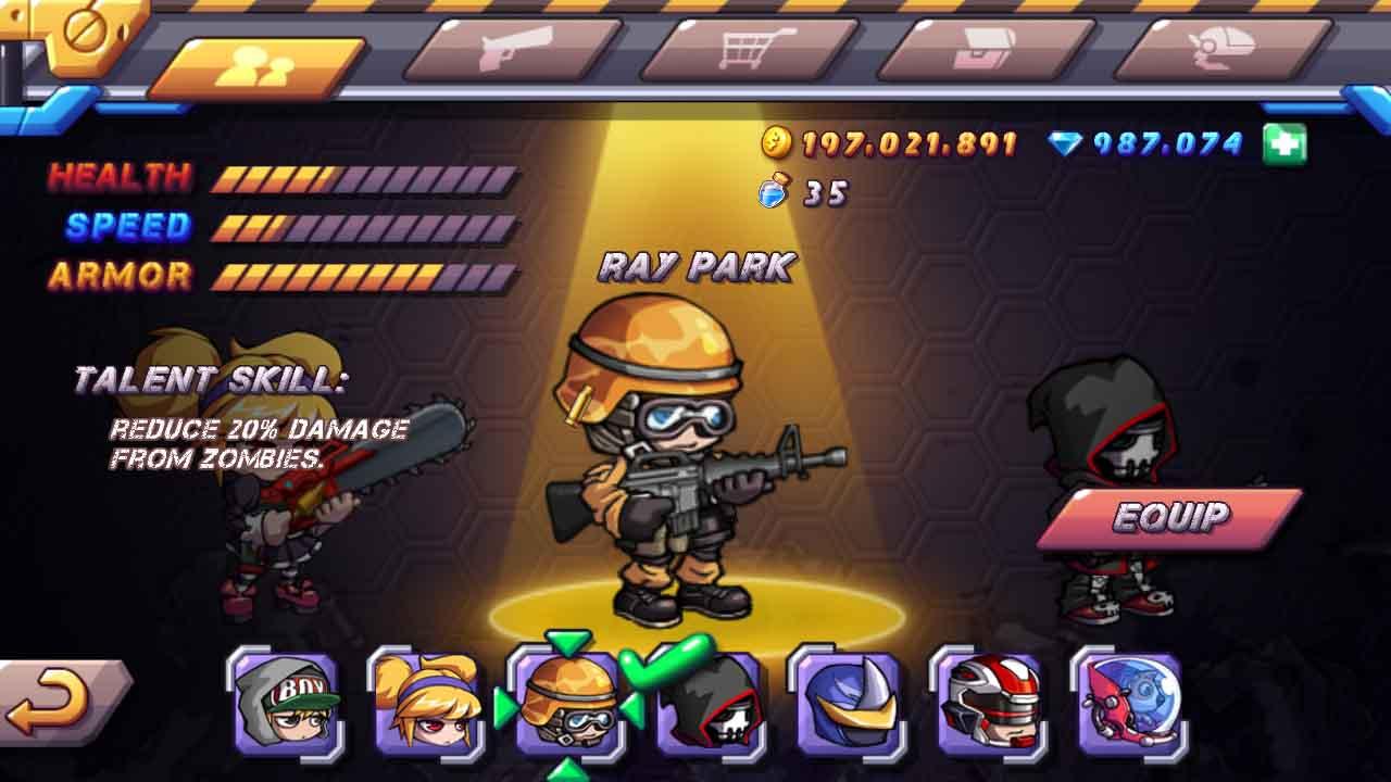 Zombie Diary 2 Evolution mod apk