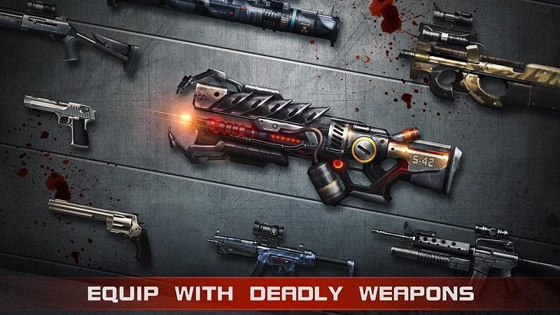 Zombie Shooter Pandemic Unkilled mod apk