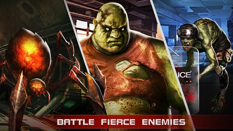 Zombie Shooter Pandemic Unkilled mod download