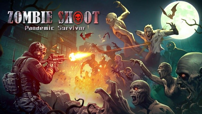 Zombie-Shooter-Pandemic-Unkilled-mod